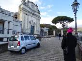 Fleri Danni alla Chiesa di Maria Santissima del Rosario (Foto INGV).