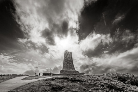 Wright Brothers National Memorial, Landscape Composition 2